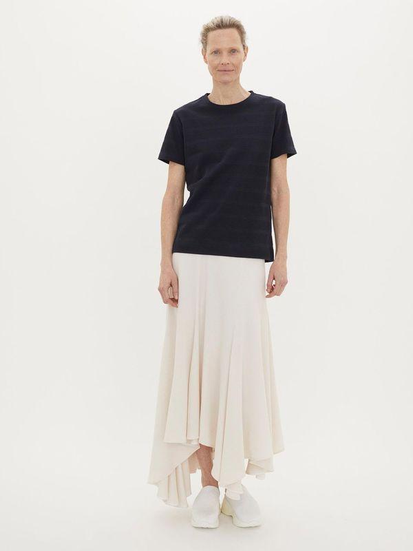 7ab4aab3 By Malene Birger Crepe Skirt | Garmentory