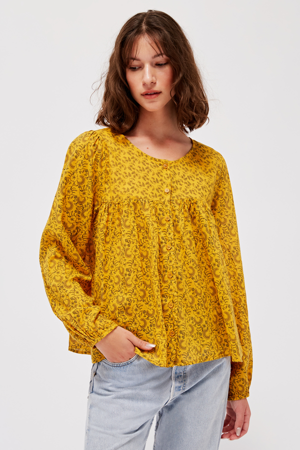 Lacausa Avery Blouse