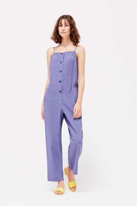 Lacausa Sierra Jumpsuit in French Blue