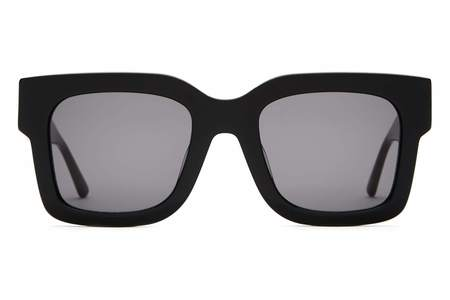 Crap Eyewear Downtown Purr Sunglasses - Black