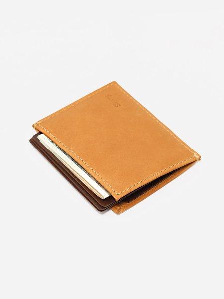 Slimmy OG X 1-Pocket Wallet (73mm) - Antique