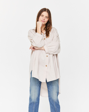 Esby Chelle Oversized Button Down