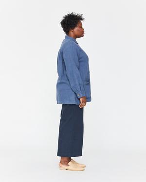 Esby Unisex James Linen Jacket