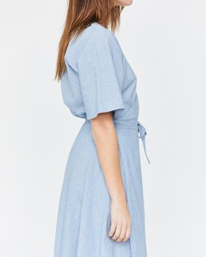 Esby Monet Wrap Dress