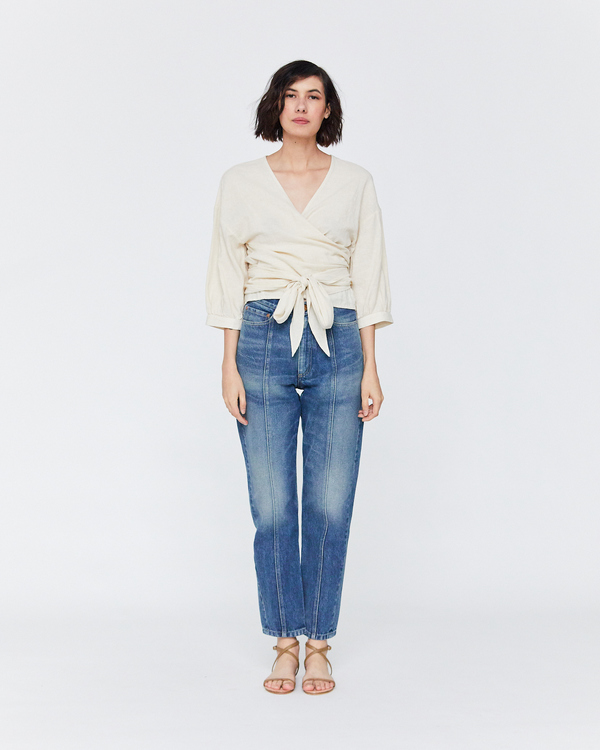 Esby Colette Wrap Top