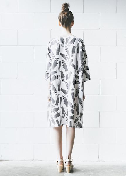 Sunja Link Palmistry Dress