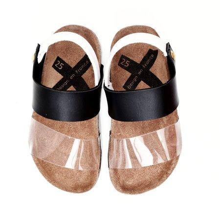 kids BOXBO Futurit Sandal - black