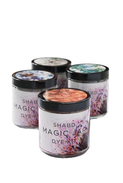 SHABD Jade Scarf Dye Kit