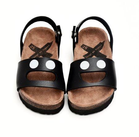 KIDS BOXBO Wistiti Sandal - BLACK