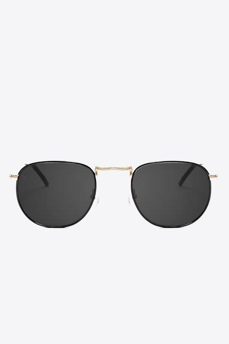 Smoke x Mirrors Drivers seat sunglasses - black/gold