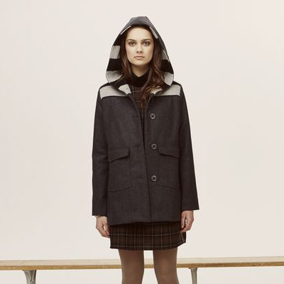 Dagg & Stacey Hemlock Hooded Coat