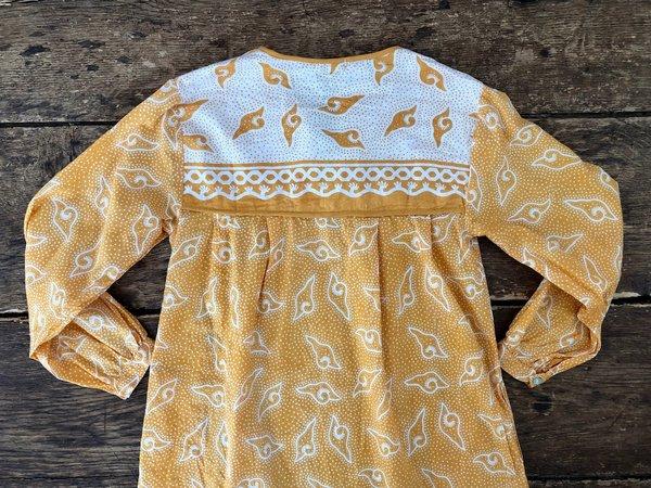Matta NY Zaira Shell Dress - Ochre