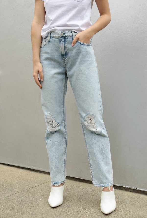 1578f4a9320 Hudson Jeans Jessi Relaxed Cropped Boyfriend Jean - Save Tonight ...
