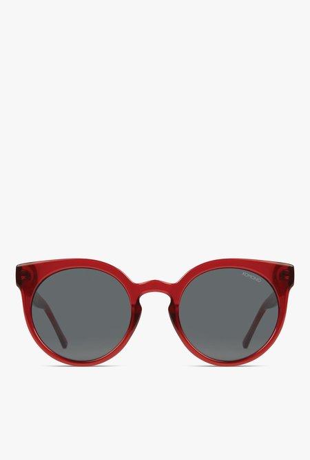 KOMONO Lulu Sunglasses - red