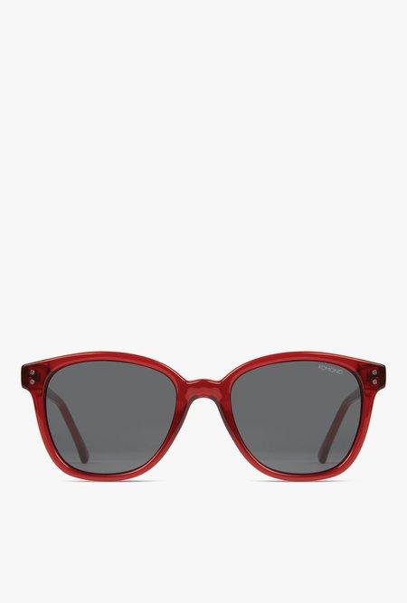 KOMONO Renee Sunglasses - red
