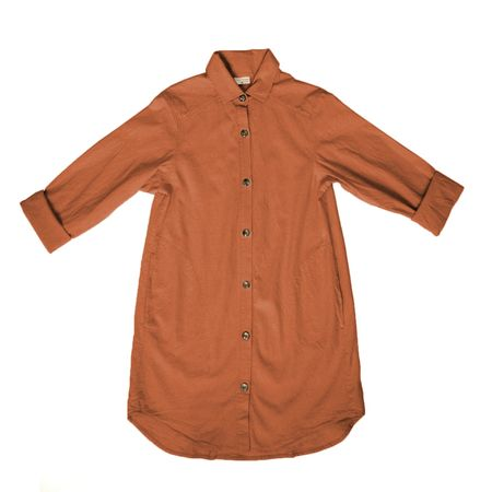 Curator Work Shirt - copper