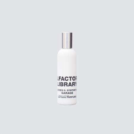 Comme des Garçons Parfum Olfactory Library Series 06: Synthetic - Garage
