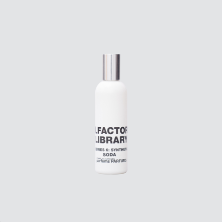 Comme des Garçons Parfum Olfactory Library Series 06: Synthetic - Soda