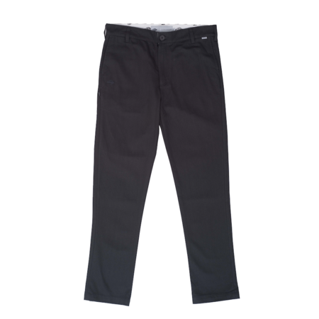 Dickies Construct Straight Slim Pant - Almost Black
