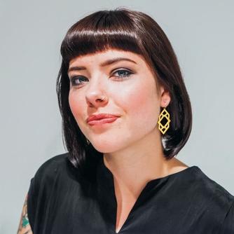 Nikki Jacoby Keya Earrings