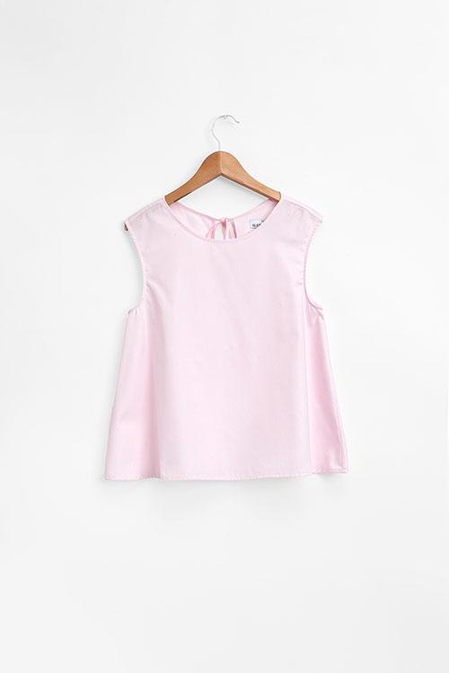 The Sleep Shirt Classic Top Pink Royal Oxford