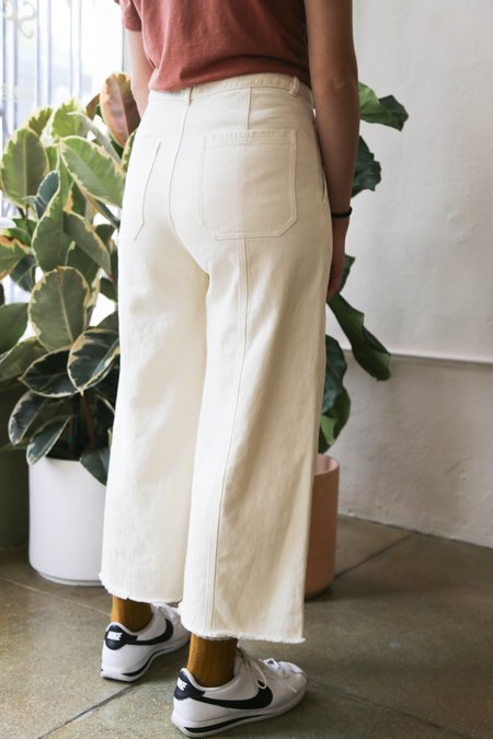 Backbeat Rags Utility Pants - Natural
