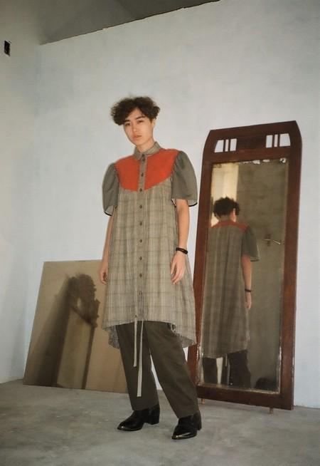 POLYHEDRON Maisy dress