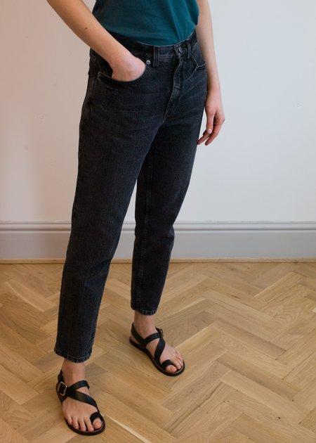 Rachel Comey Figure Pant - Washed Black