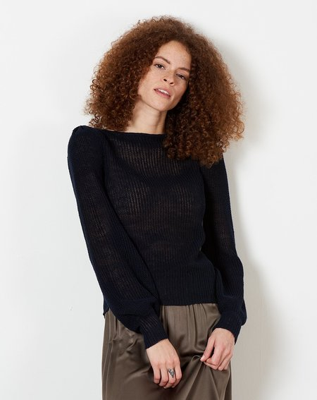 Demy Lee Colbey Top - Navy
