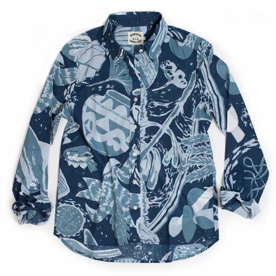 Gravel & Gold x Taylor Stitch Ursa Shirt
