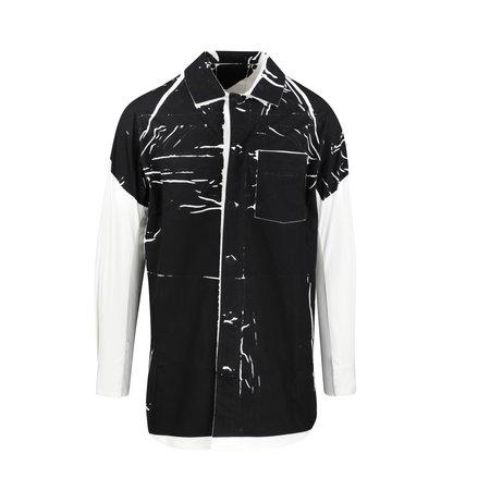 11 by Boris Bidjan Saberi S5 Shirt - White