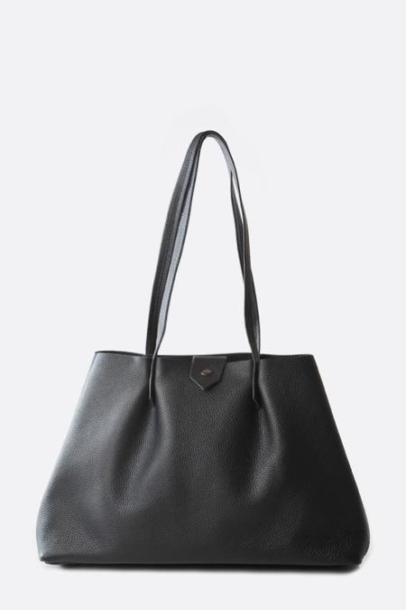 Frrry Black Rivet Amos Bag