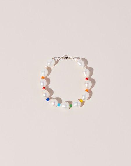 Fry Powers Baroque Pearl Bracelet