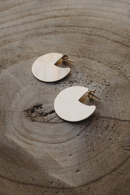 Baleen Small Meridian Earrings