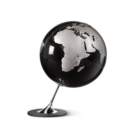 Atmosphere Globes Anglo Globe - Black