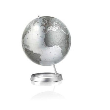Atmosphere Globes Full Circle Vision Globe - Silver