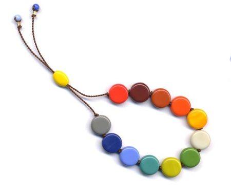 IRK Jewelry MULTI TABLET BRACELET - Red/Green/Blue