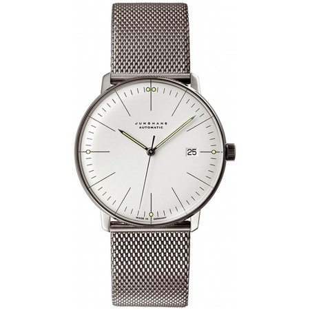 Junghans Automatic Wrist Watch MB-4002 - Stainless Steel