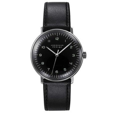 Junghans Manual Wrist Watch MB-3702 - BLACK