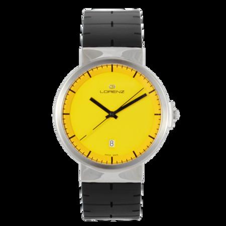 Lorenz Culdesac Neos Watch - Yellow/Black