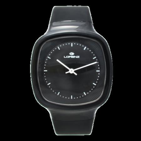 Unisex Lorenz x Matteo Ragni Vigorelli Watch - Black