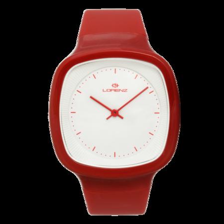 UNISEX Lorenz x Matteo Ragni Vigorelli Watch - Red