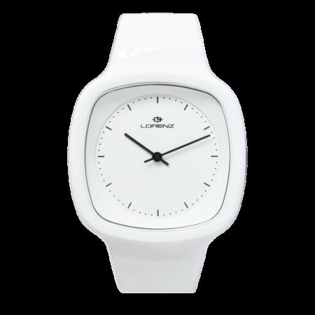 UNISEX Lorenz x Matteo Ragni Vigorelli Watch - White