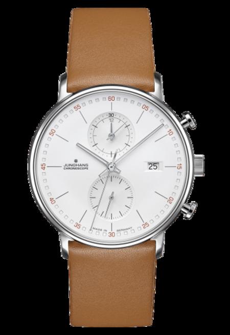 Junghans Form C Quartz Chronograph MB-4774