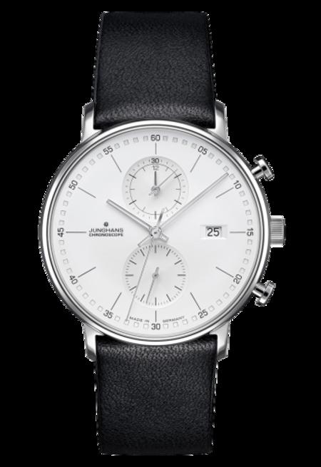 Junghans Form C Quartz Chronograph MB-4770