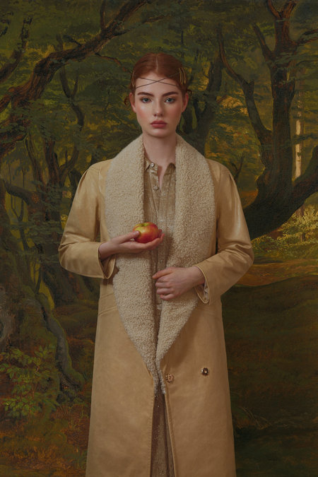 Alyson Eastman Tammy Trench - Natural