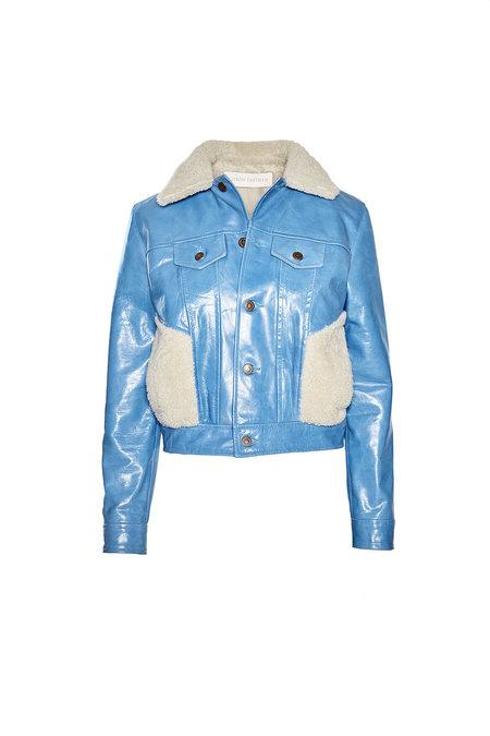 Alyson Eastman Lexington Jacket - Blue