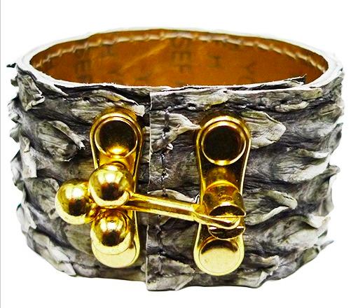 Guillotine Python Bracelet