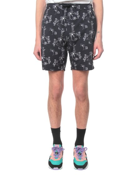 Benson Printed Swim Shorts