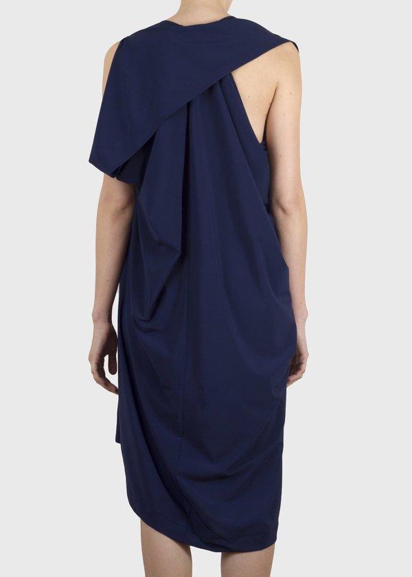 complexgeometries flick dress - navy